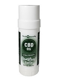 CBD Oil Extra Strength Re-Leaf Salve 500mg