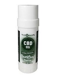 CBD Oil Extra Strength Re-Leaf Salve 500mg