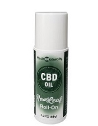 CBD Oil Re-Leaf Roll-On 350mg