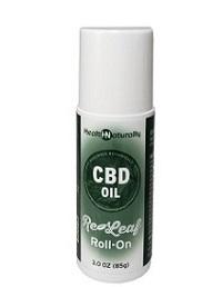 CBD Oil Re-Leaf Roll-On 350mg